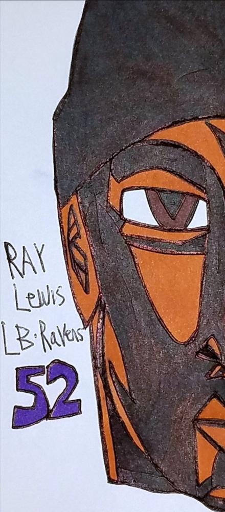Ray Lewis par armattock